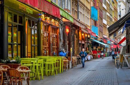 Les 5 meilleurs bars de Lyon !