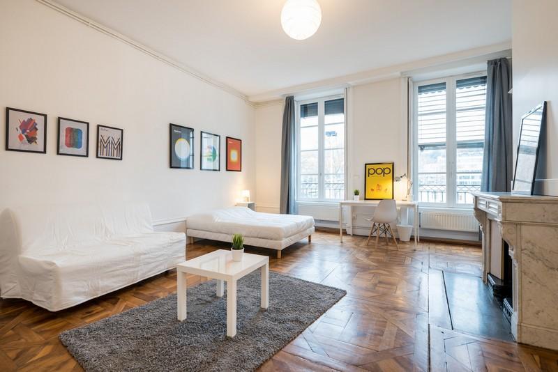 An alternative to university residences in Lyon 7