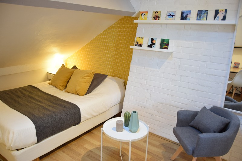 Furnished flatshare in Toulouse with Chez Nestor!