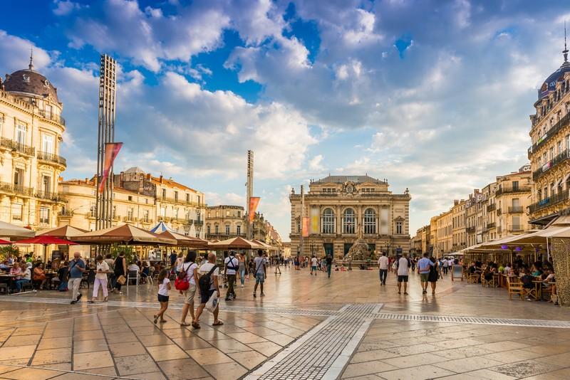 Des colocations avec un bail individuel à Montpellier !