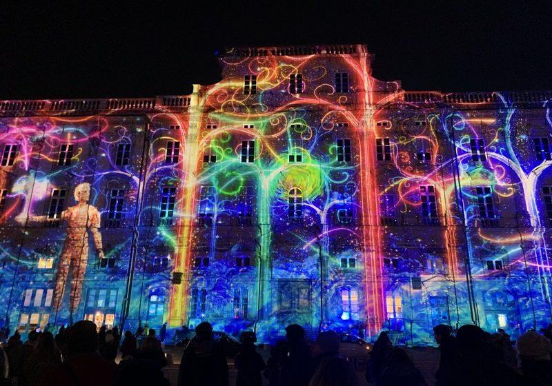 La fête des Lumières à Lyon !