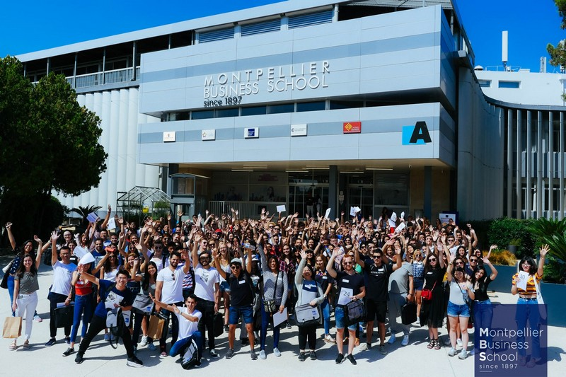 Montpellier Business School: ranked n°11 in France in 2018!