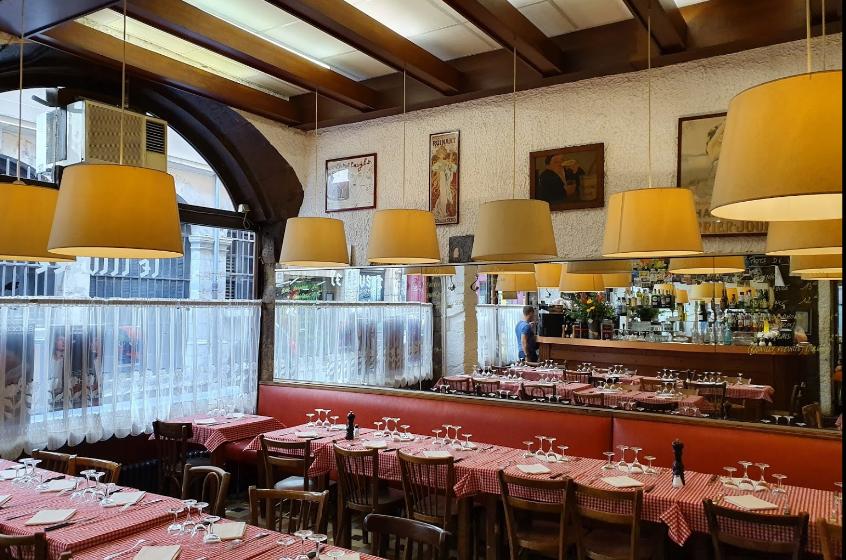 5 original restaurants in Lyon