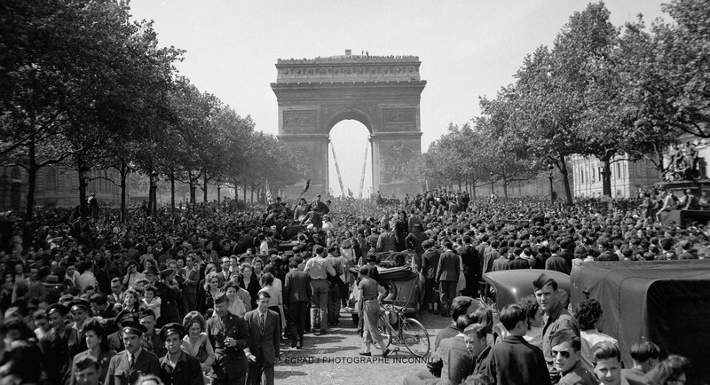 Why is May 8th a public holiday in France?
