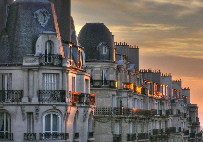 Paris: discovering the Haussmannian style